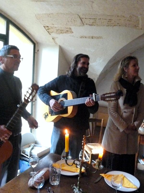 Flamenco in Uzes