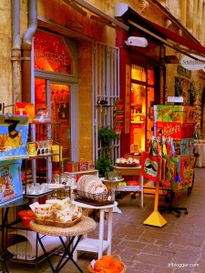 Love the gifts of Provence from this local shop