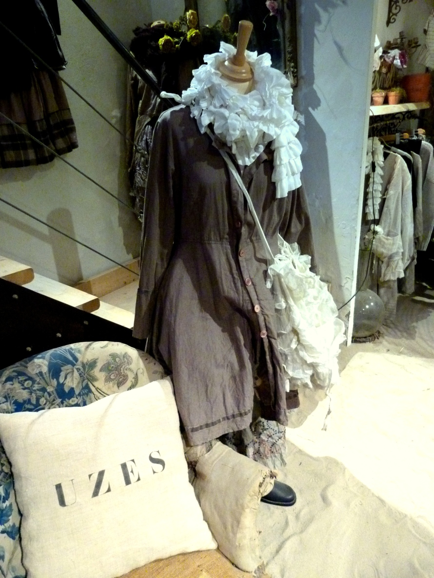 Fashions at L'Atelier des Ours