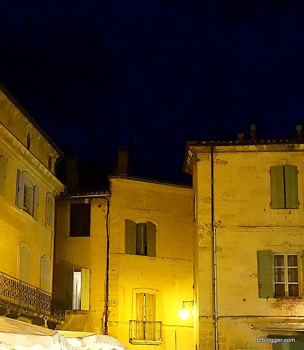Place des Duche, Uzes