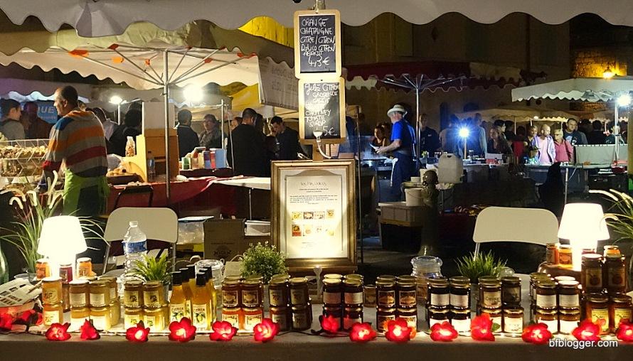 Food and spirits vendors galore