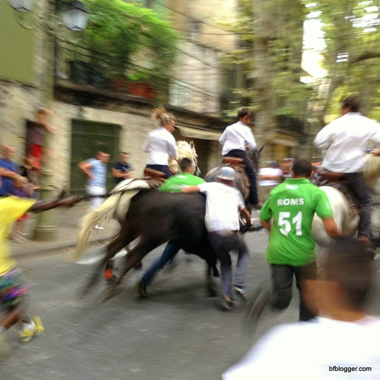 Running Of The Bulls Uniform The Bulls are H...