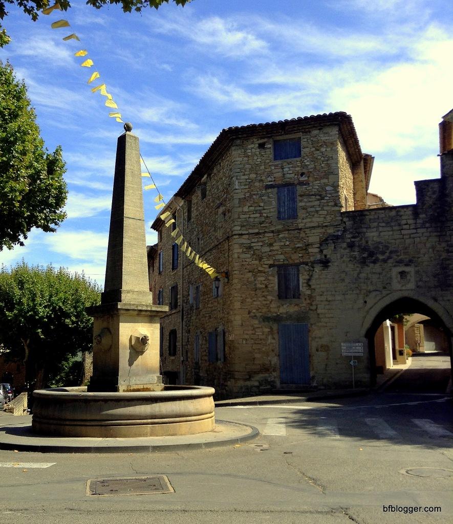 Fountain du Portail du Rieu