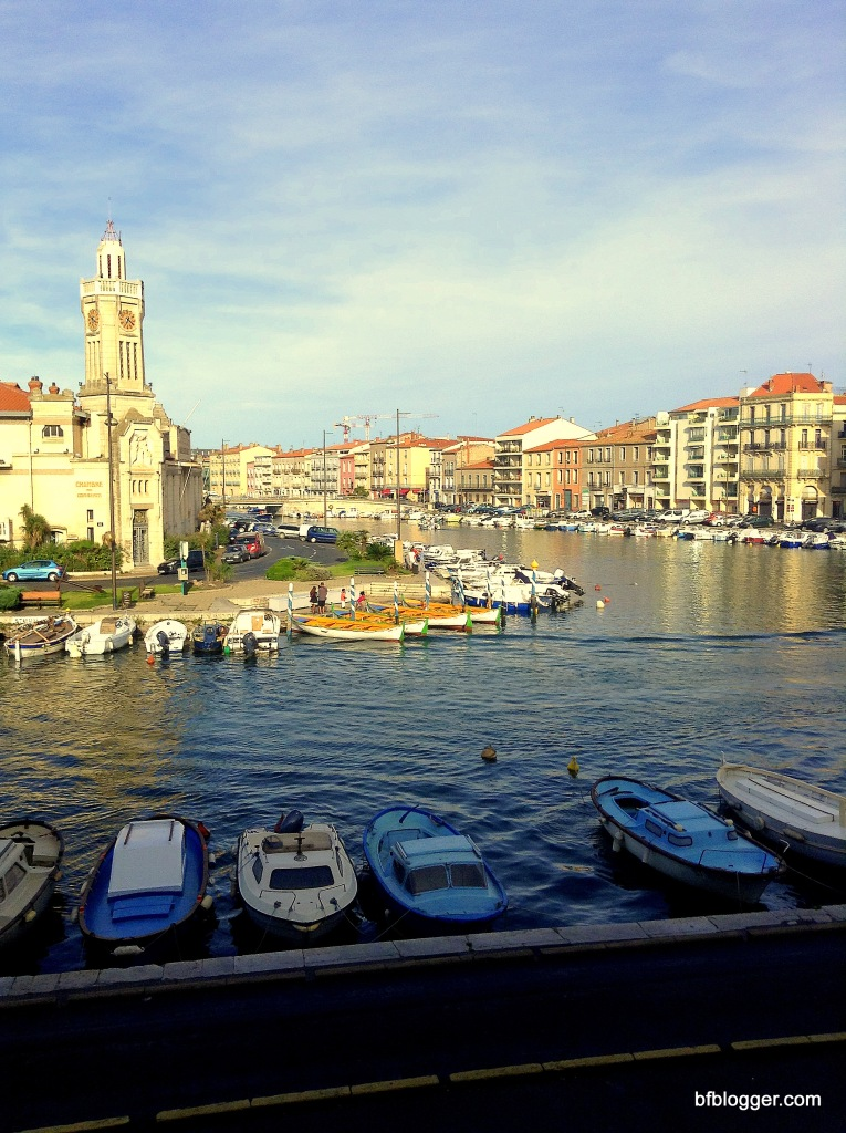 Canals of Sete