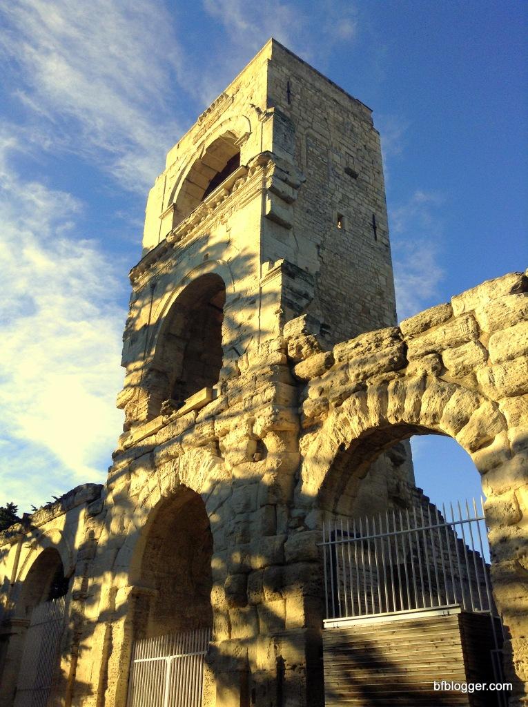 Amphitheatre in Arles