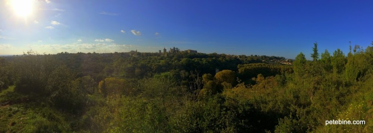 The view of Uzes