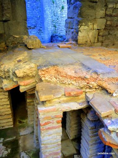 Roman Baths in Arles