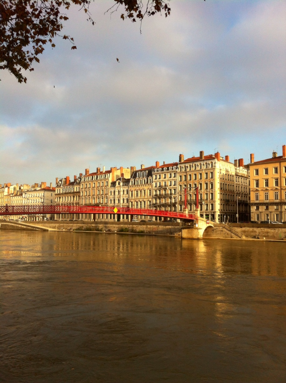 Beautiful Lyon