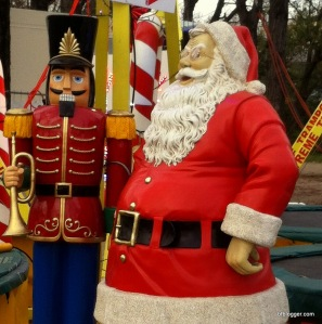 Christmas in Paris 2013