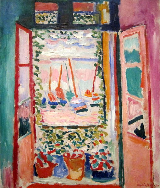 Collioure by Matisse