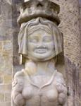 Dame Carcas of Carcassonne