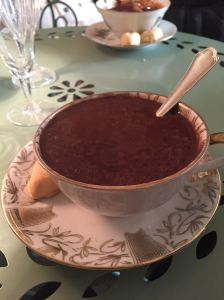 Chocolat Chaud in San Quentin la Poterie