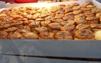 Truffle pastries