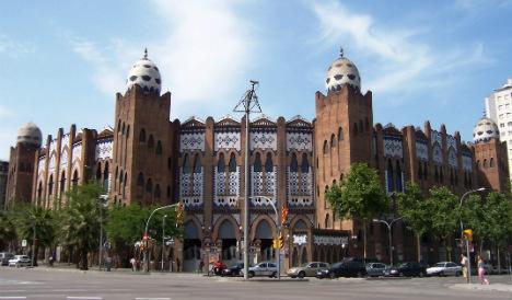 Bull Arena Barcelona 1960s